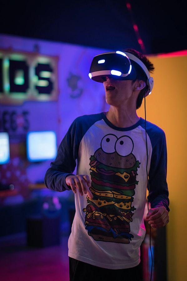 Facebook - Oculus Brille